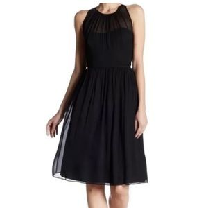 J Crew Women Megan Silk Chiffon Cocktail Dress